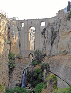 Ronda new bridge